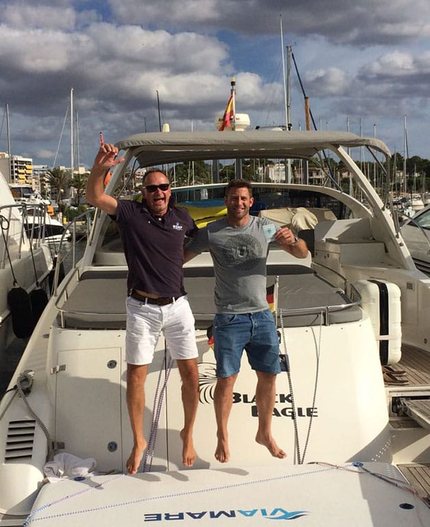 Der Bootsfahrlehrer 2