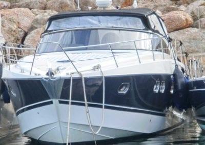 Eindrücke Yacht Pearl Deutsche Yacht Akademie Absolventen Mallorca Spanien