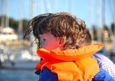 Eindrücke Familientraining Deutsche Yacht Akademie Absolventen Mallorca Spanien