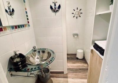 Bootsfahrschule Mallorca Toilette Deutsche Yacht Akademie
