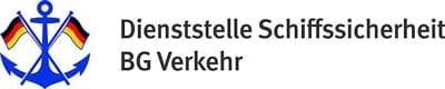 Bootsfahrschule Zertifizierung voll zertifiziert Dienststelle Schiffssicherheit BG Verkehr Logo